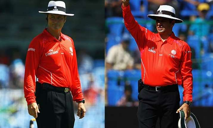 taufel aleem dar to umpire world cup final