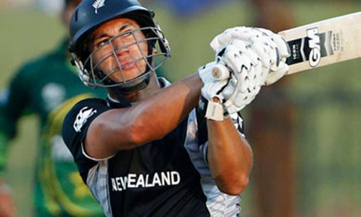 taylor urges more discipline from nz in 2nd test
