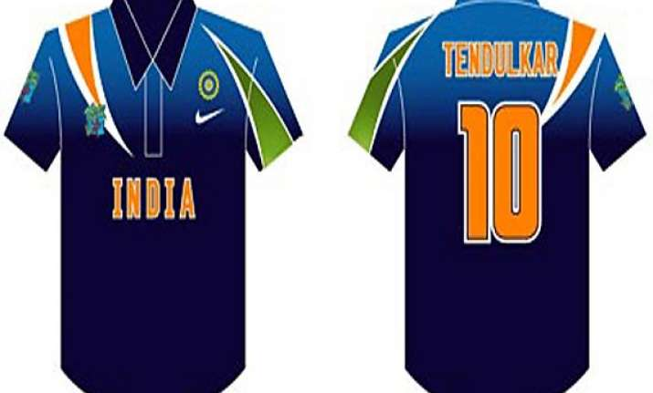 team india gets new jersey