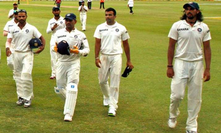 team india need to draw test series against kiwis to retain