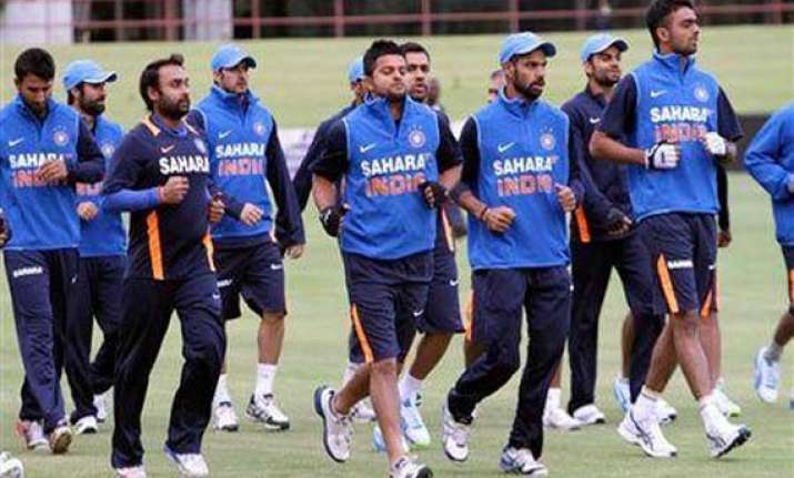team india s tour of south africa is on
