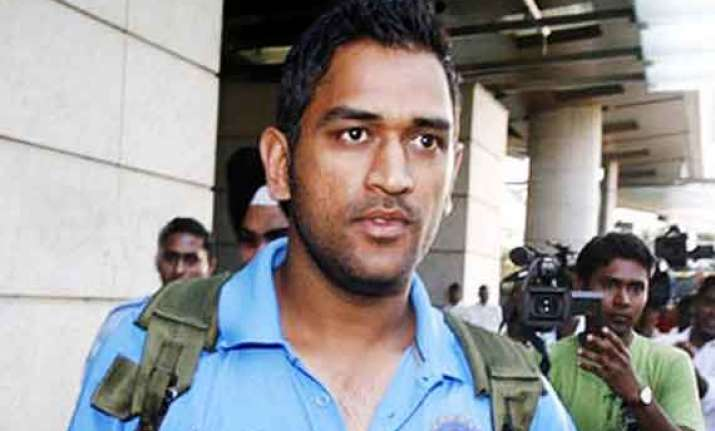 Indian Cricket Team Leaves For South Africa: Team India Leaves For South Africa