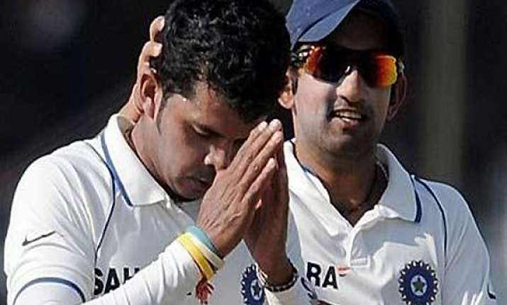 temperamental pacer s sreesanth lands in controversy