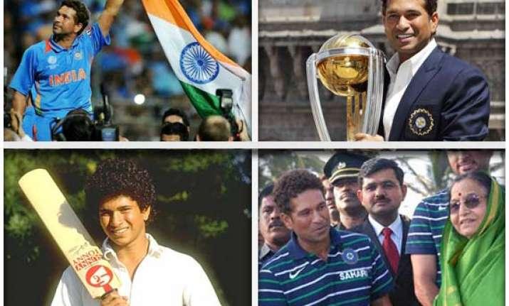 tendulkar s journey from a cricketer to a parliamentarian