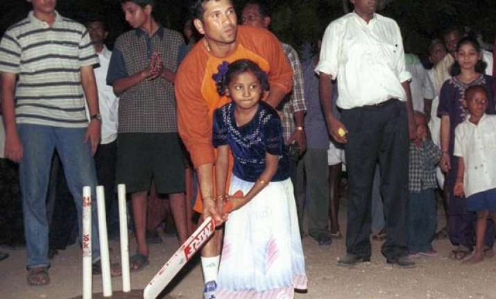 tendulkar is a champion off field too says mother in law