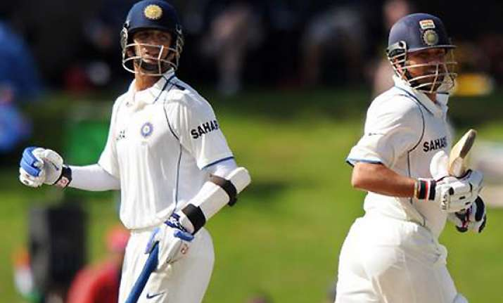 tendulkar rises dravid slips in latest icc test rankings