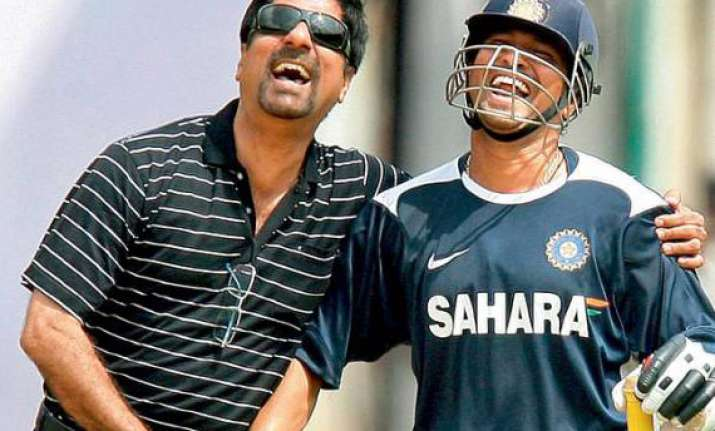 tendulkar s achievement is super human says srikkanth