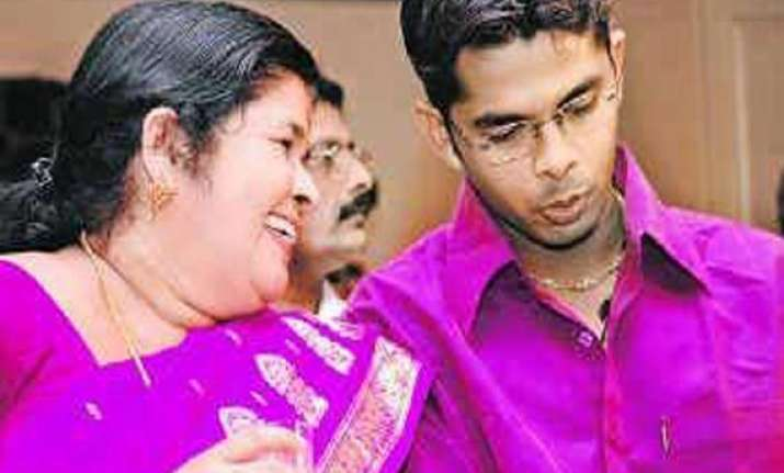 thanks to all those who prayed for sreesanth mother