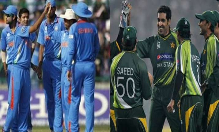 the asia cup a battle ground for arch rivals india pakistan.