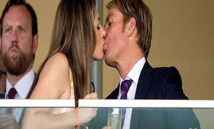 the confessions of shane warne about his love life