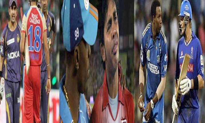the on field controversies and ugly picture of the ipl