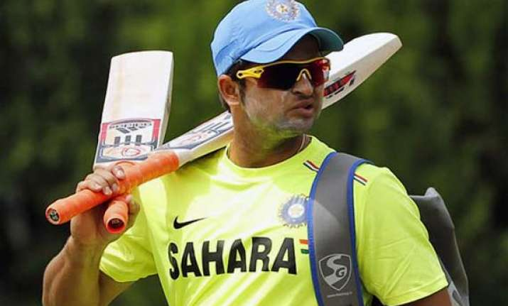 time for us to show character suresh raina