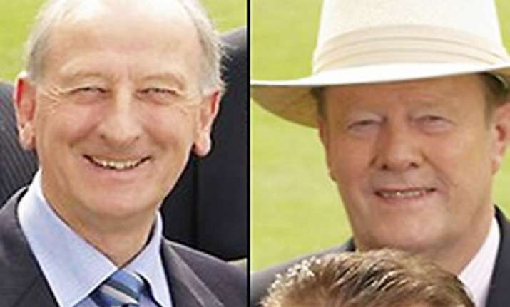 tony greig bill lawry s banter missed at commentary box