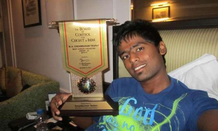 under 23 asian cup winning champion yadav lauds team effort