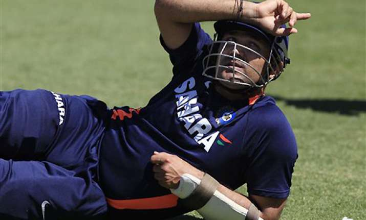 under pressure sehwag nonchalant at nets