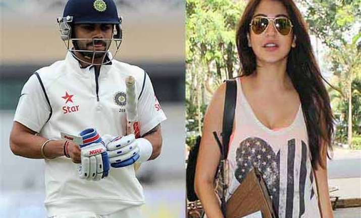 virat kohli anushka to stay in the same hotel on england