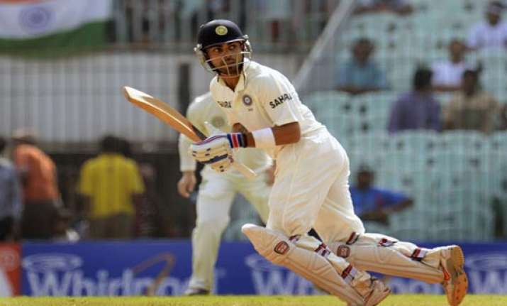 virat s practice worked wonders to face aussie pacers coach