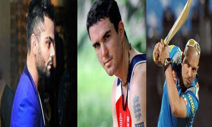 virat tops the list of the most hot ipl players