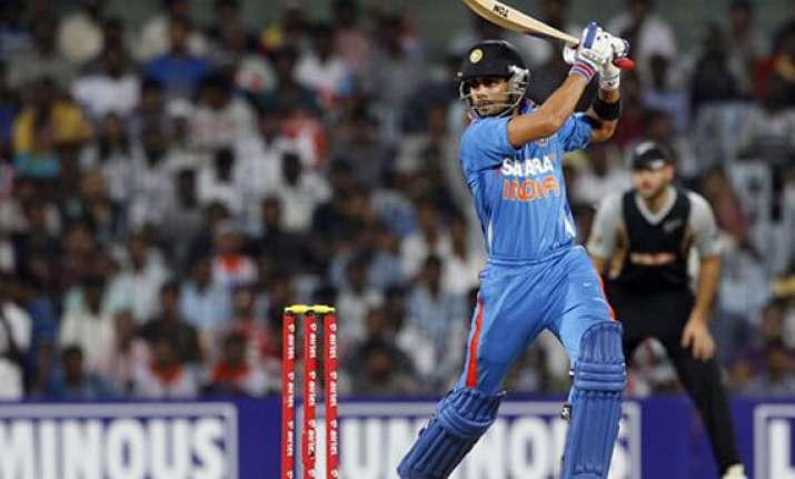 virat kohli bags icc odi cricketer of the year award