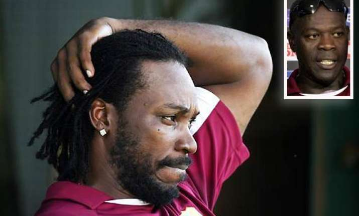 wicb puts gayle s international future in doubt