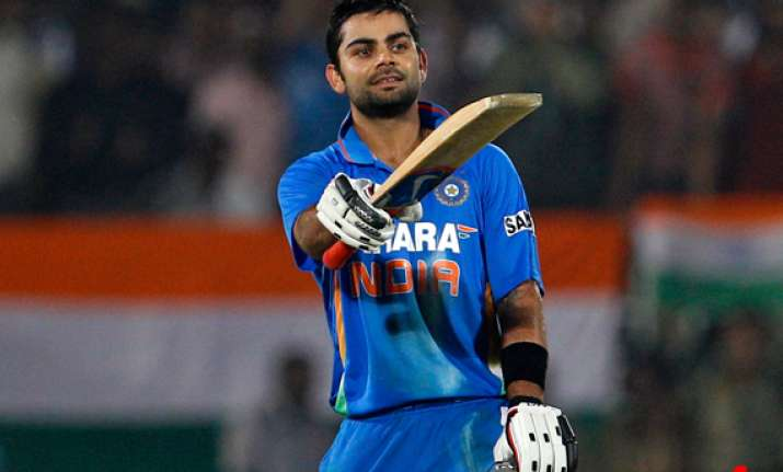 want to make best use of my good form virat