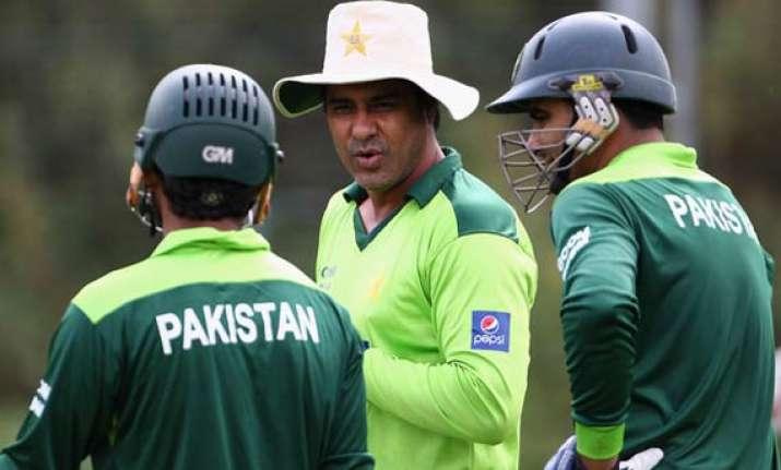waqar younis back as pakistan coach