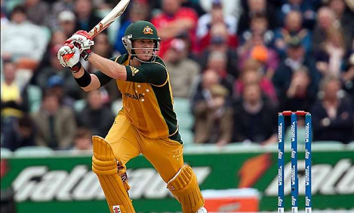 warner called up to replace marsh in south africa