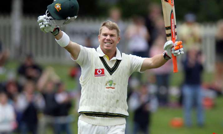 warner finally proves he s a test cricketer