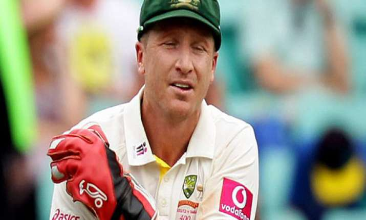we should not be scared to lose in india haddin