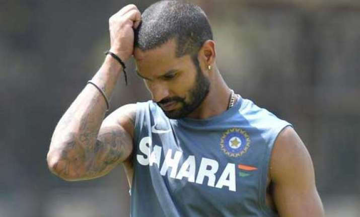 we will look to win tomorrow shikhar dhawan