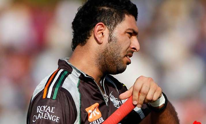 we lost due to poor fielding says yuvraj