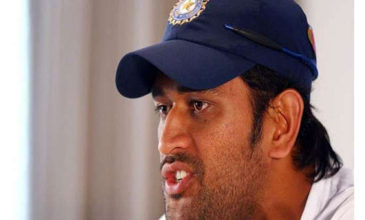 we need to be more intense on field says dhoni