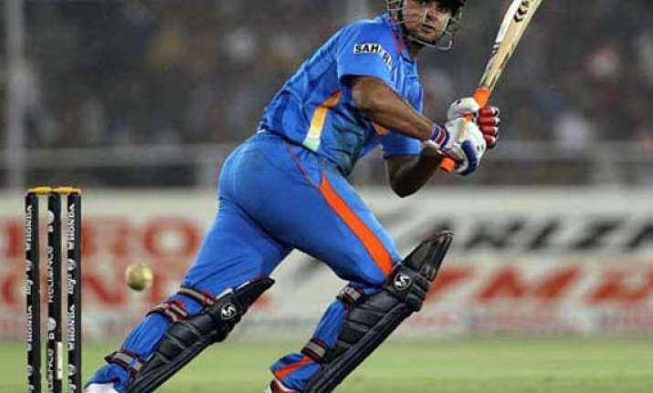 we ll play different cricket during odis says suresh raina