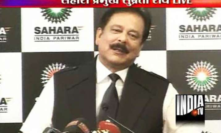 we ve had enough we took a correct decision says sahara