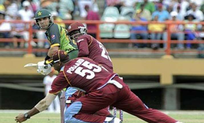 west indies pak series babar s dream debut earns pakistan