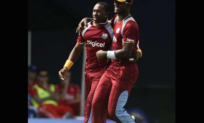 west indies chose to bat first versus england