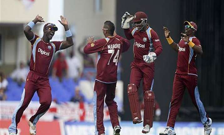 west indies confident of beating england otis gibson.
