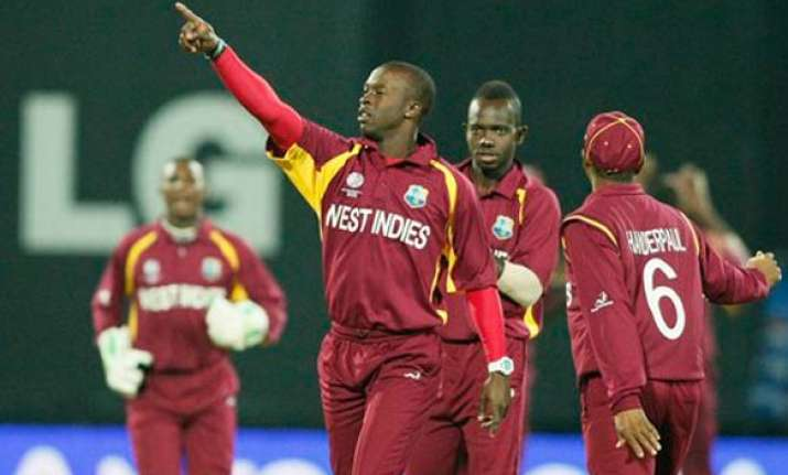 west indies crush the netherlands by 215 runs
