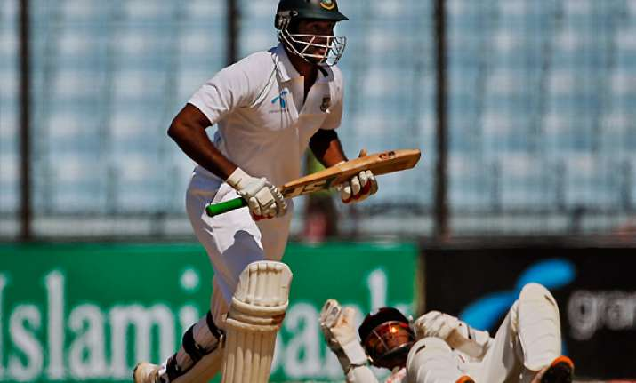 west indies reaches 144/5 against bangladesh