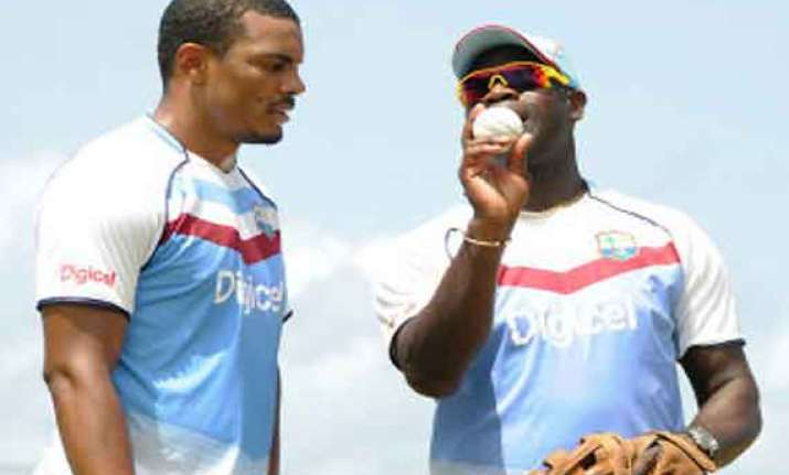 wet outfield restricted west indies from practice
