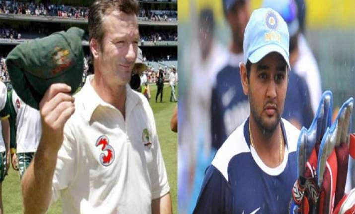 when steve waugh embarrassed parthiv patel