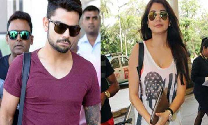 when virat kohli waited for anushka sharma in a jodhpur