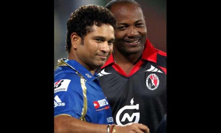 when two greats sachin lara met at kotla