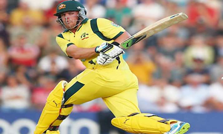 know whom indian bowlers dread the most it s aaron finch