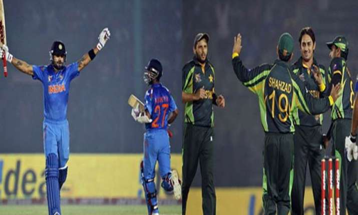 why india should not fear pakistan in odi