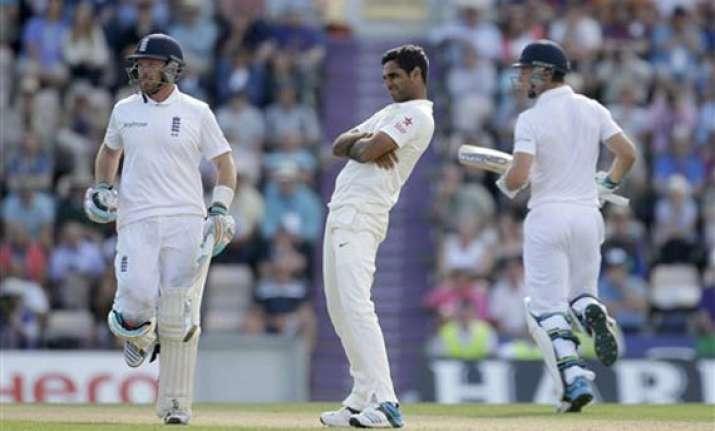 wicket is easy for batsmen says bhuvneshwar
