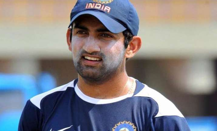 will quit the day i stop enjoying cricket gambhir