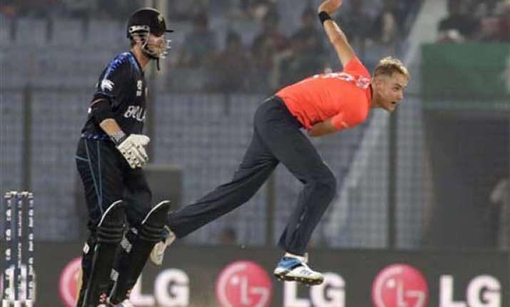 world t20 broad seeks clear rules on weather after it cost