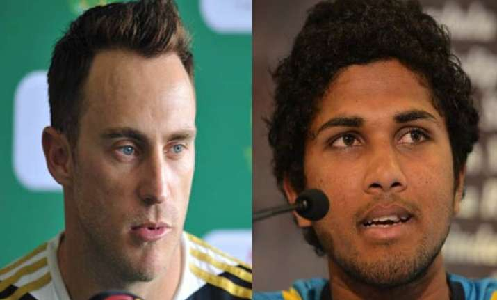 world t20 du plessis chandimal suspended for a match each