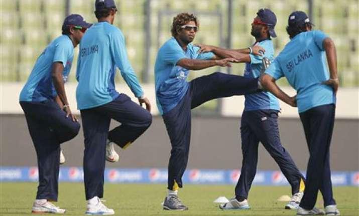 world t20 malinga to lead sri lanka after chandimal opts out